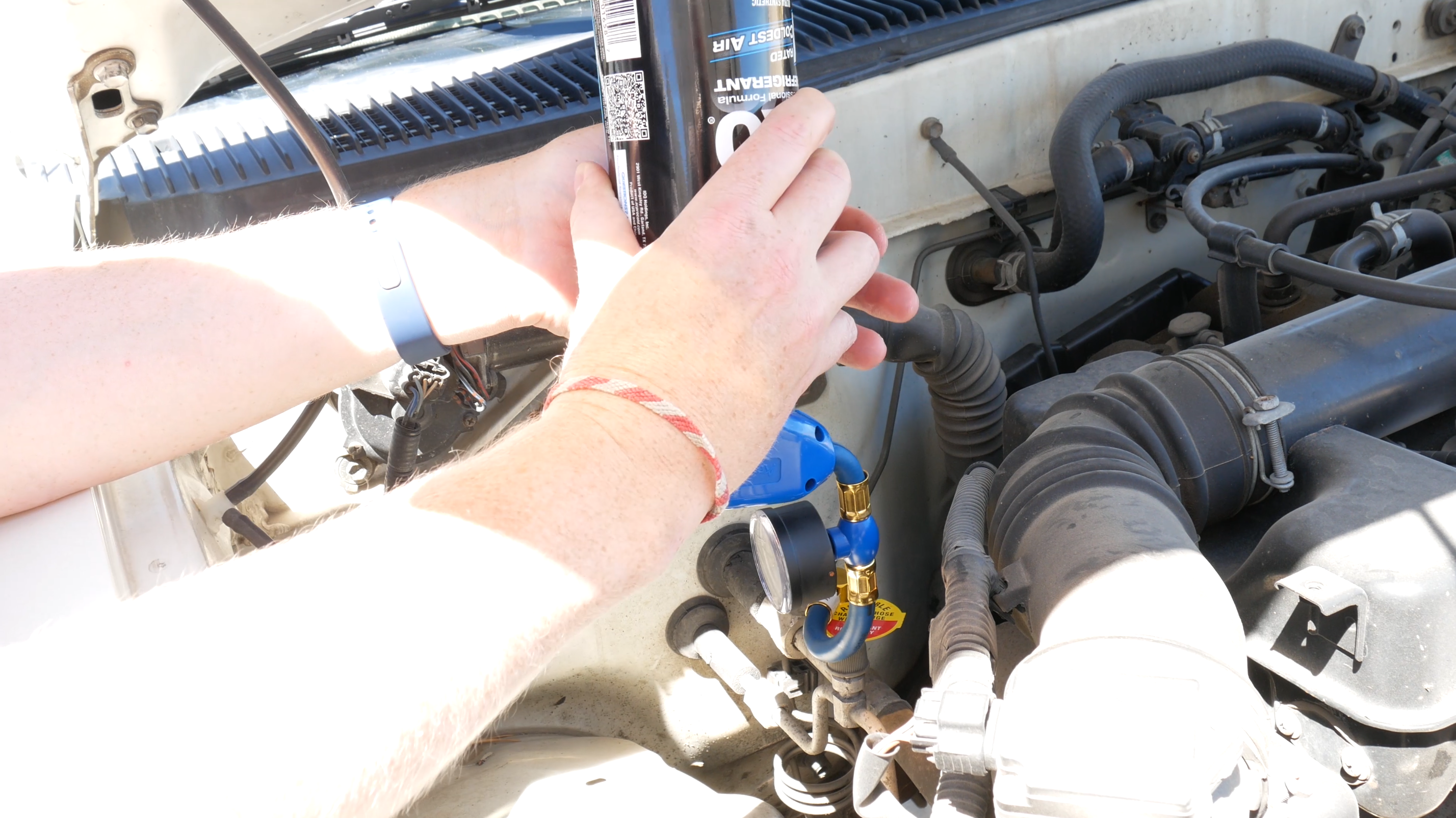 How to Fix Your Car's A/C in 5 Minutes