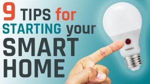 Smart Home 9 Tips