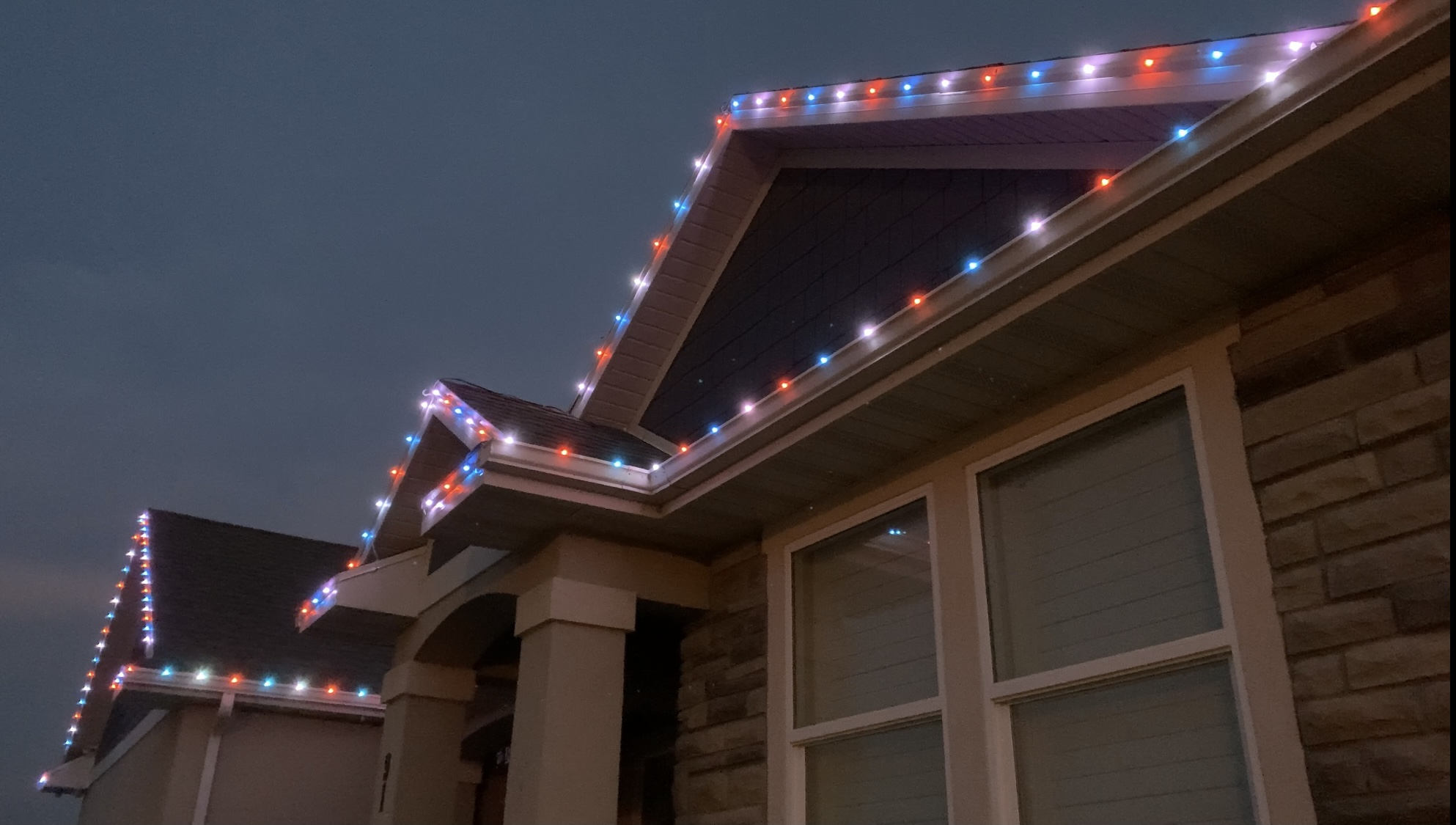 permanent christmas lights